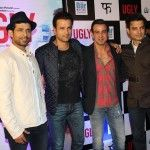 Pics: Anurag Kashyap, Ronit Roy, Rahul Bhat and Rohit Roy at UGLY Premier