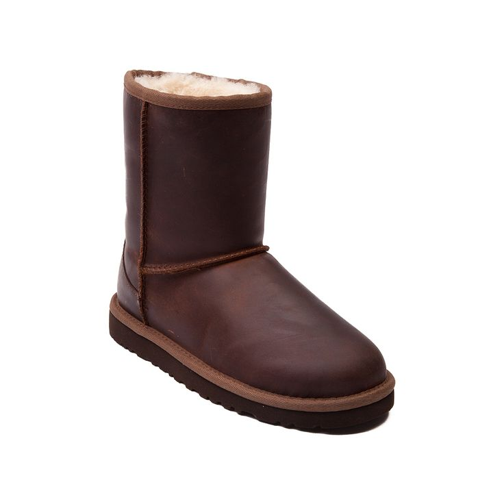 Youth/Tween UGG® Classic Leather Boot