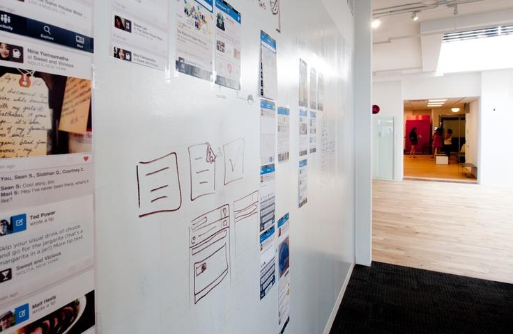 Design Inspiration - foursquare