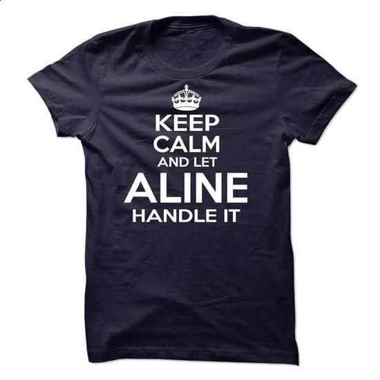 If your name is ALINE then this is just for you - #long tshirt #sweatshirt outfit. MORE INFO => https://www.sunfrog.com/Names/If-your-name-is-ALINE-then-this-is-just-for-you.html?68278