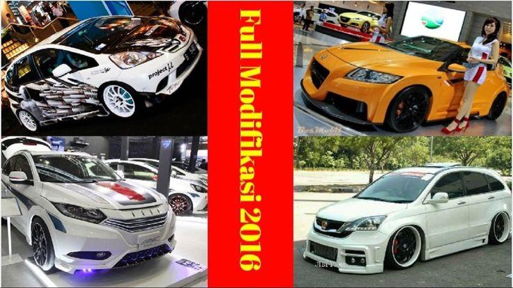 Modifikasi Gila-gilaan Mobil Terbaru Brow, Rugi Deh Kalo Nggak Nonton!! ...