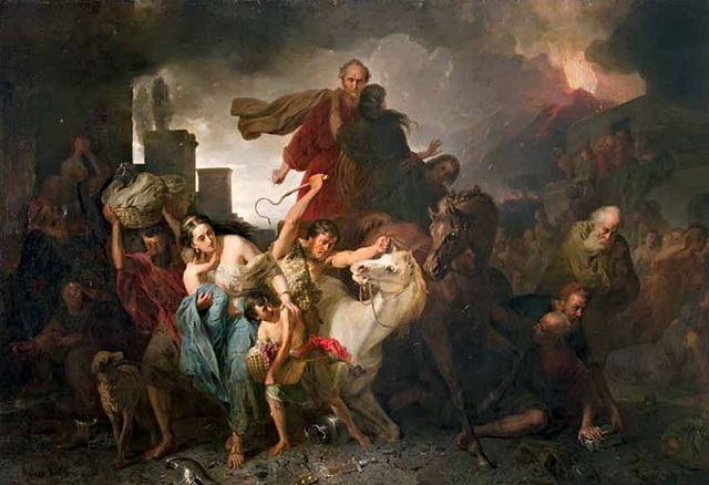 If You Were In Pompeii In 79 CE, Would You Have Survived The Eruption Of Mt. Vesuvius? :http://www.historyoftheancientworld.com/2016/01/if-you-were-in-pompeii-in-79-ce-would-you-have-survived-the-eruption-of-mt-vesuvius/
