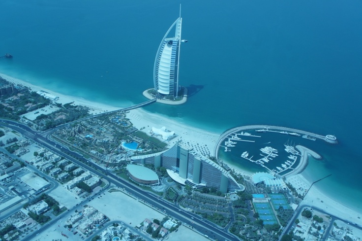 #Dubai - Burj Al Arab  I've wanted to go here since I was ten.