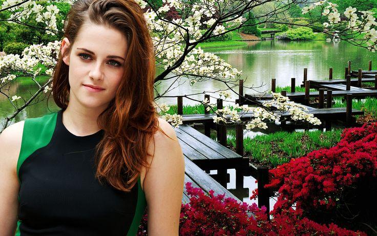 Kristen Stewart HD Wallpapers Backgrounds Wallpaper