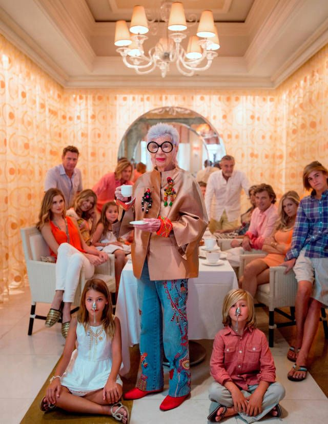 Iris Apfel's Palm Beach