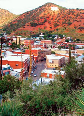 Bisbee Arizona: A Sustainable Living Community - Nature and Environment - MOTHER EARTH NEWS