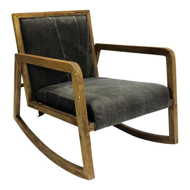 Image of Modern Craftsman Rocking Chair