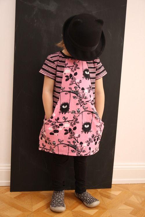 Blog couture d'Ilona alias un Petit Citron ;-) Esprit coloré d'Ottobre. J'adore !!