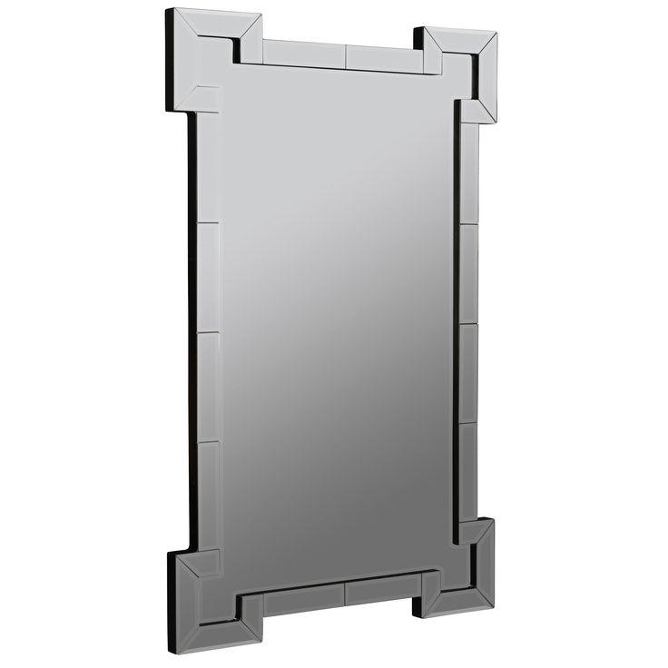 Cooper Classics Larmen Frameless Mirror - Overstock™ Shopping - Great Deals on Cooper Classics Mirrors