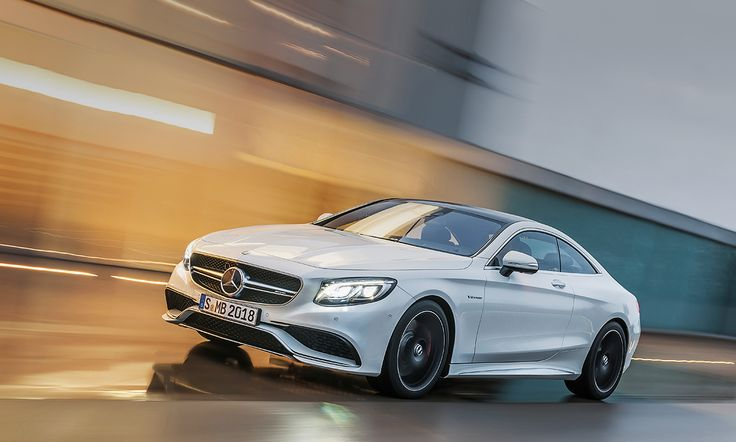 The new S 63 AMG Coupé is the latest dream car to augment the Mercedes-AMG model range.