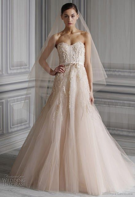 95 best Bridal Gowns images on Pinterest | Brides, Homecoming ...