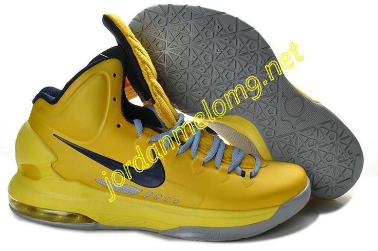 Nike Zoom KD V basketball shoes