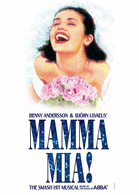 MAMMA MIA - Saw this on GCSE results day in Year 10