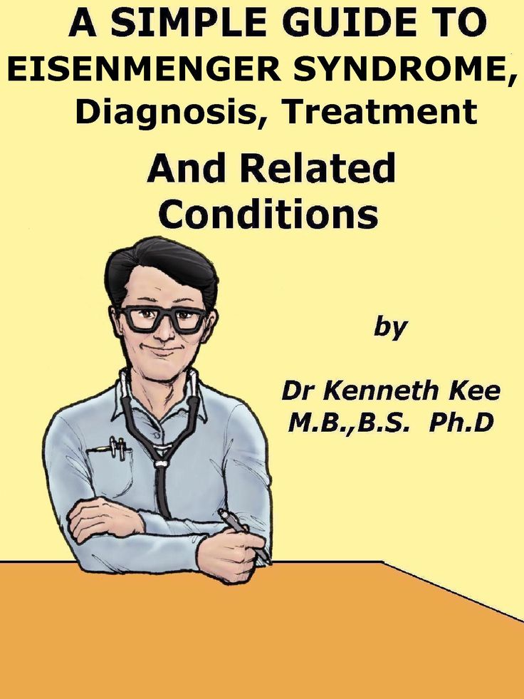A Simple Guide to Eisenmenger Syndrome , Diagnosis and Treatment http://amazon.com/dp/B00T6IOKYO