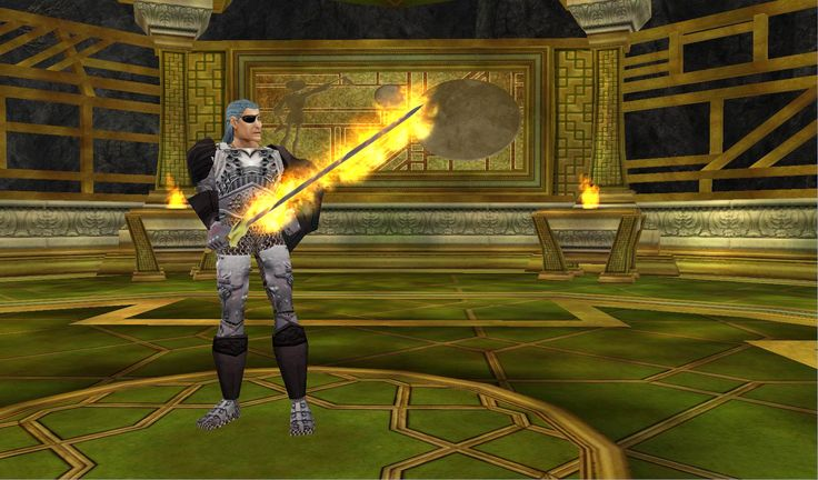 In the 22nd EverQuest expansion, The Broken Mirror, players will begin their adventures in the Plane of Health.  http://tinyurl.com/EQ-Plane-of-Health