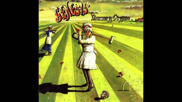 Nursery Cryme - Genesis [Full Remastered Album] (1971)