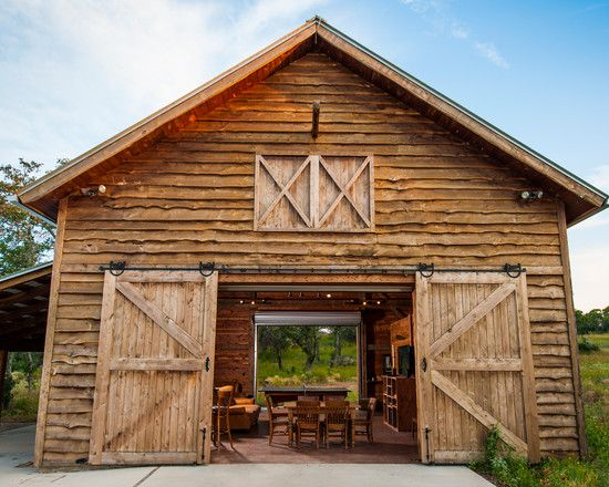 Charming Barn Conversion Into Wooden Farmhouse Ideas