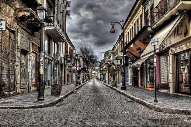 Ioannina - Old town