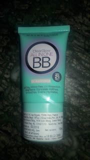 Makeup and beauty: Maybelline BB cream review