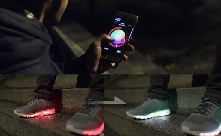 The most advanced sneakers experience