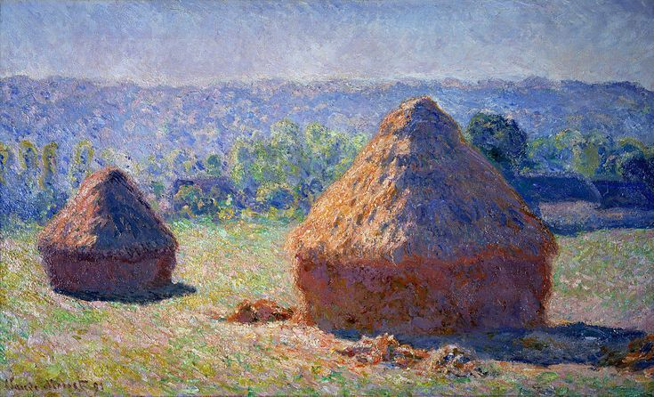 Claude Monet: Palettes and Techniques of the Masters