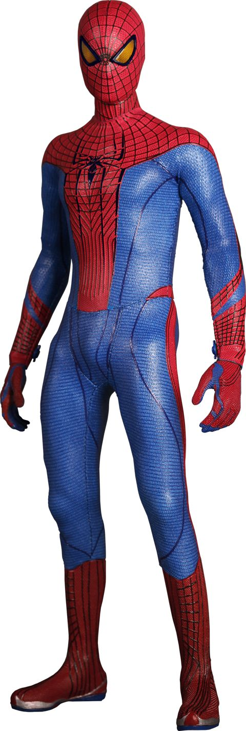 Hot Toys The Amazing Spider-Man Sixth Scale Figure