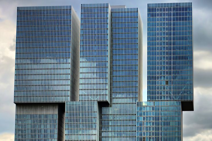 https://flic.kr/p/wMjoXH | De Rotterdam | Architect: Rem Koolhaas (Office for Metropolitan Architecture)