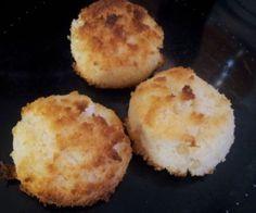 Кокосовое печенье на сгущенном молоке (без муки)