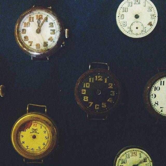 #vscocam #clocks #time #ww1 #museum #darilmediterran #antique #exhibition #history