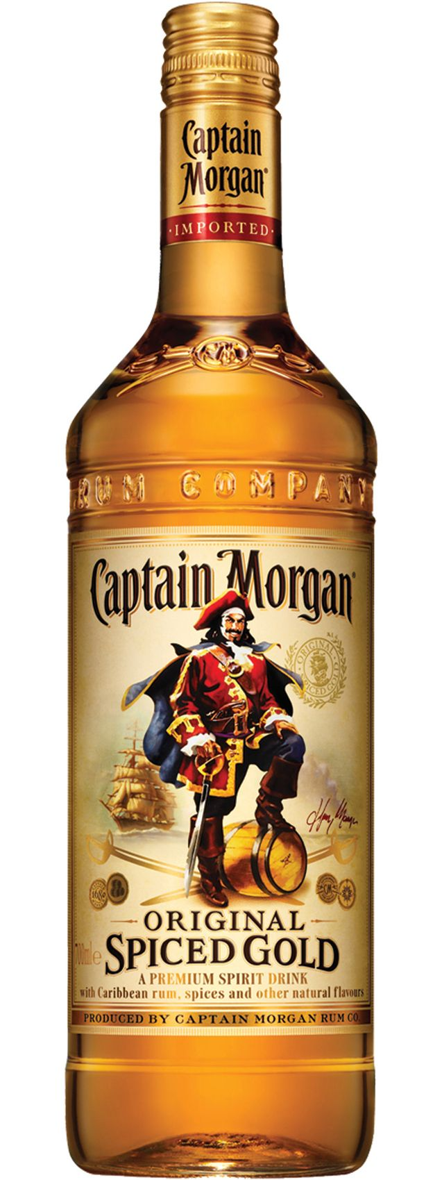 Drinks To Make With Captain Morgan Silver Spiced Rum