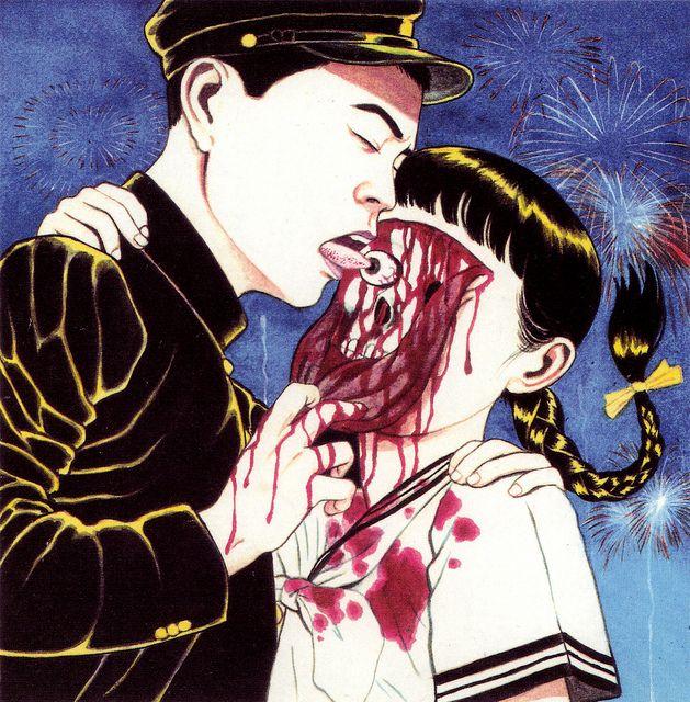 erotic grotesque - Suehiro Maruo