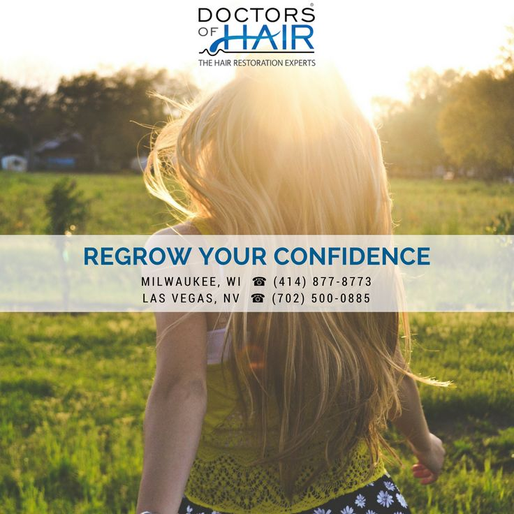 #Hair #HairRestoration #HairLoss #HairGrowth #Confidence #Milwaukee #LasVegas #Vegas