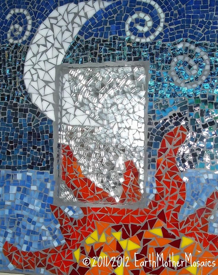 Mirror Mosaic Wall Art 30 best mozaiky images on pinterest | mosaic art, mosaic ideas and