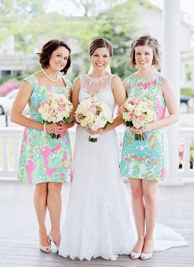 90 best lilly pulitzer wedding images on Pinterest | Lilly ...