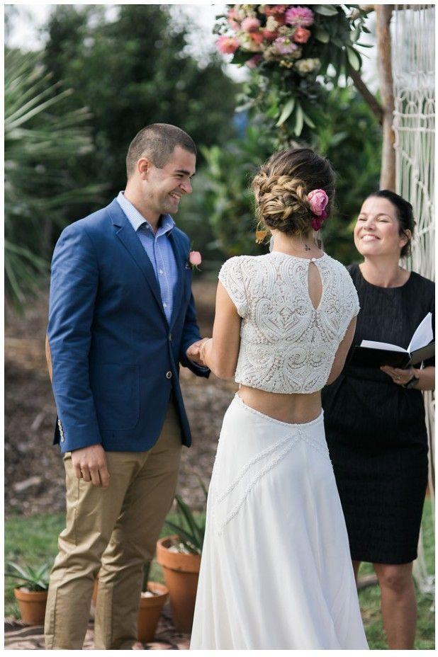 Bo & Luca Isra  Wedding Dress on Sale 50% Off