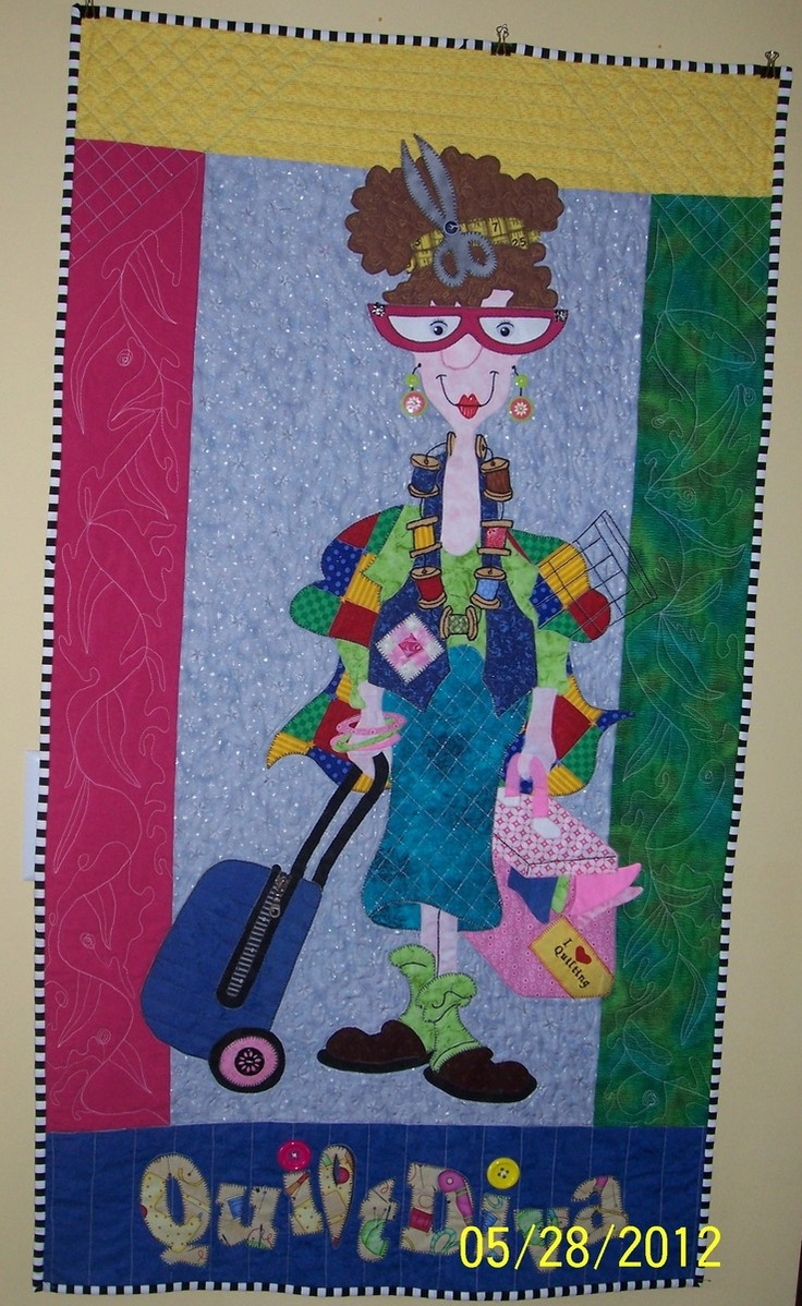 17 best images about quilt diva heaven on pinterest pink quilts tote bags and quilting - Ann diva del passato ...