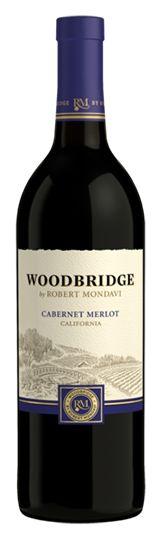 Woodbridge by Robert Mondavi - California Cabernet Merlot red wine
