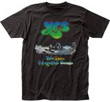 Yes- Tales From Topographic Oceans T-Shirt