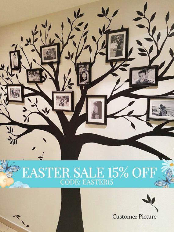 Les 25 meilleures id es de la cat gorie mur d 39 arbre - Stickers arbre genealogique ...