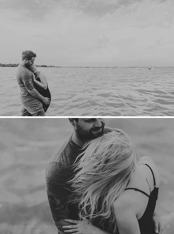 Moody and Romantic Yacht Club Couple Shoot by GingerAle Photography