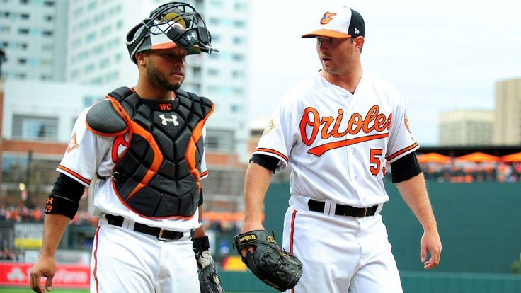 Orioles closer Britton to DL with sore forearm #FansnStars