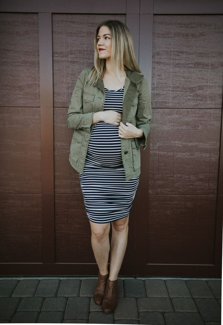 Olive Green Jackets for Fall + Link-up - Living in Color