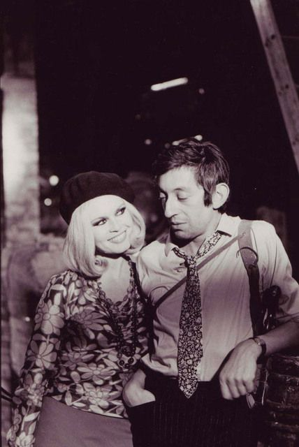 BB and Serge Gainsbourg