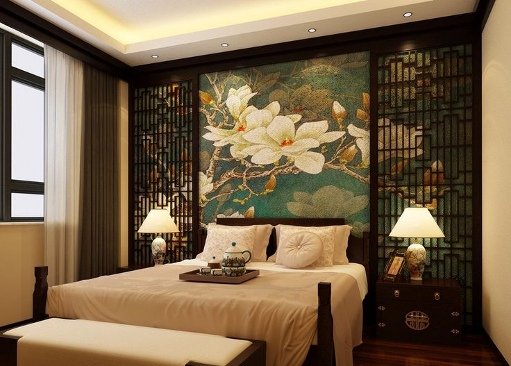 159 best images about asian interior bedroom on - Oriental style bedroom furniture ...