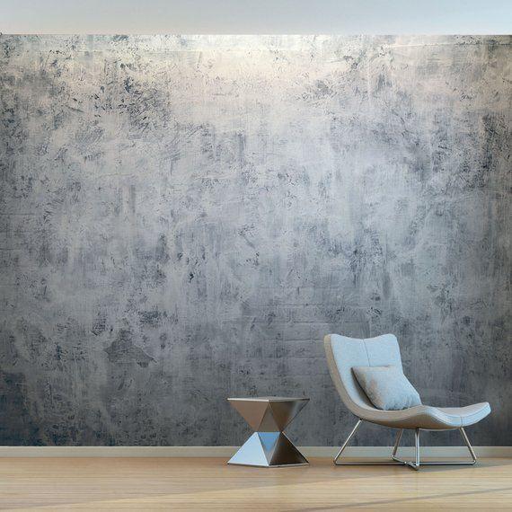 Image 0 Concrete Wallpaper Natural Interior Office Wall Decor
