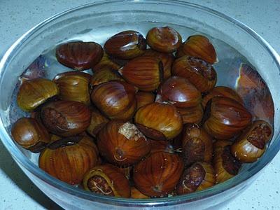 Secret to delicious chestnuts!-Μυστικό για νόστιμα κάστανα!