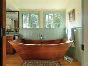such a big bathtub! every girl needs one!--------I <3 this bathtub more than I have ever <3ed a plumbing thing in my life!!!!!