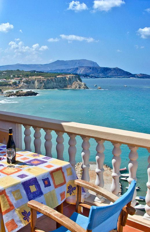 Dina Apartments in Almirida, Chania, Crete