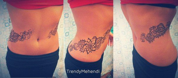 "Студия мехенди ""TrendyMehendi"" (by Karina Twin)"