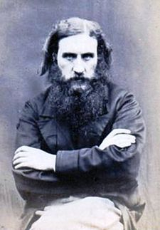"George MacDonald - Scottish author, poet, Christian fantasy writer and minister (1824-1905). He inspired authors such as J.R. Tolkien, C.S. Lewis, and others. ""I have never concealed the fact that I regarded him as my master; indeed I fancy I have never written a book in which I did not quote from him."" - C.S. Lewis"